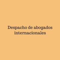 Despacho de abogados internacionales
